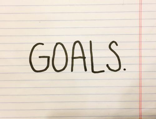 2017: Your Goal Setting Starts Here