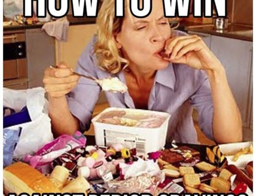 How To Win Against Period Cravings