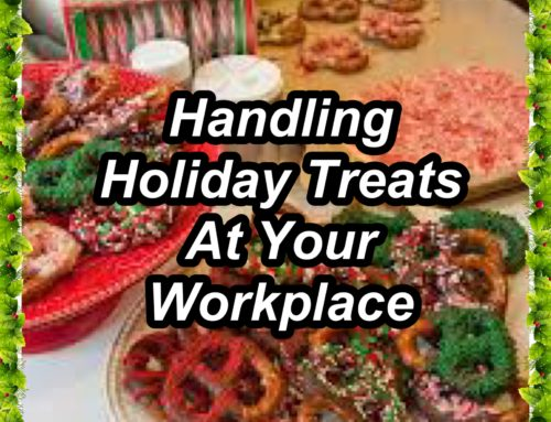 Handling Holiday Treats At Your Workplace: